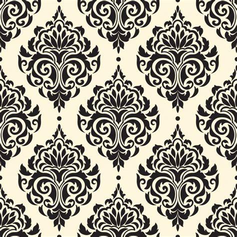 damask pattern background free damask seamless pattern background vector free download