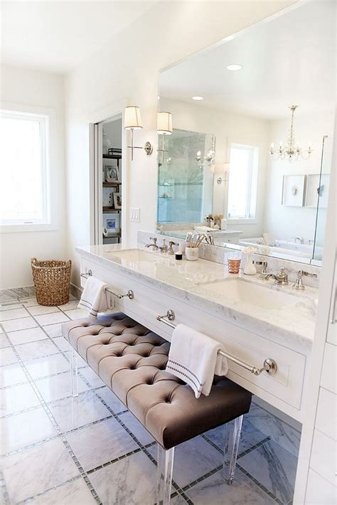 bathroom bench her 50 best bathroom design ideas for 2018 interiorsherpa