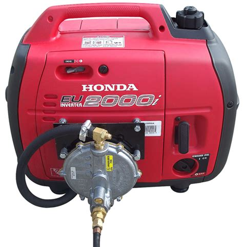 inverter generator with cmd fuel system