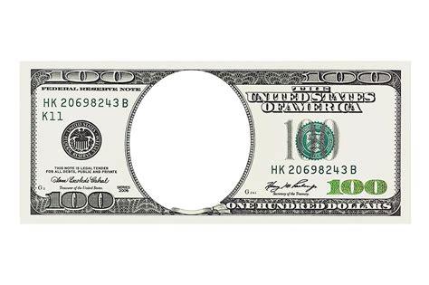 template of dollar bill 100 dollar bill without templates creative market