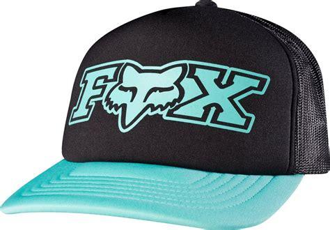 fox racing womens vapors snapback adjustable motocross