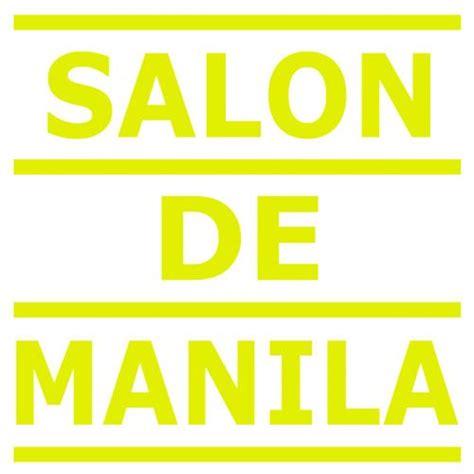 saloon de manila salon de manila salondemanila twitter