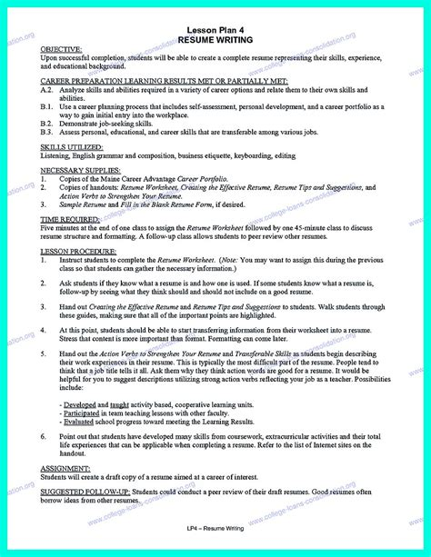 sample resume for college students college student resume example