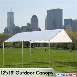 Outdoor Canopies Sale by Outdoor Canopy 12x16 Heavy Duty