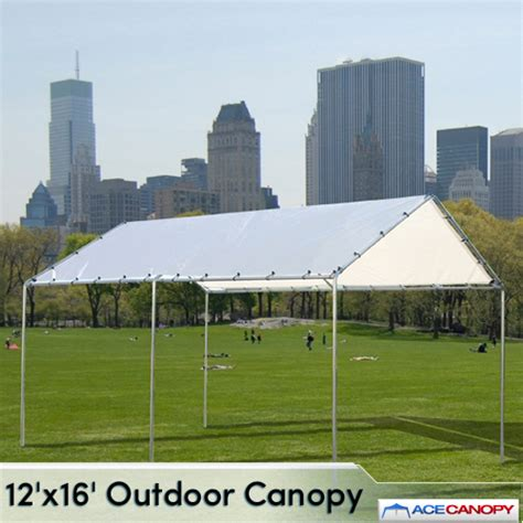 Heavy Duty Canopy Outdoor Canopy 12x16 Heavy Duty