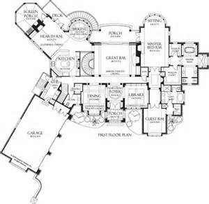 house plans with elevators elevator by the master bedroom floor plan of the heatherstone house plan number 5016