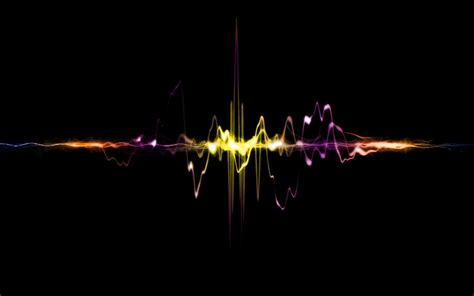 background themes with sound sound wave wallpapers wallpaper cave