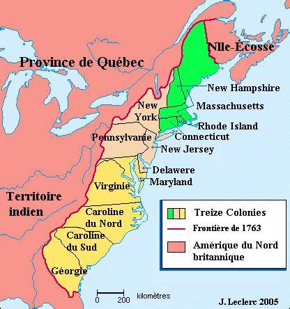 États Unis: Histoire  La colonisation européenne