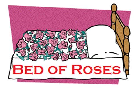 bed of roses meaning easy way a blog for children