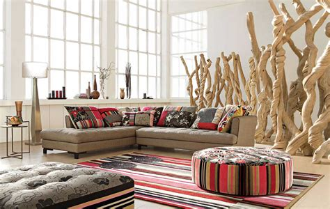 Living Room Inspiration: 120 Modern Sofas by Roche Bobois (Part 1/3)   Architecture & Design
