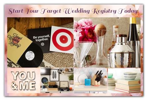 Wedding Registry Target by Target Wedding Registry