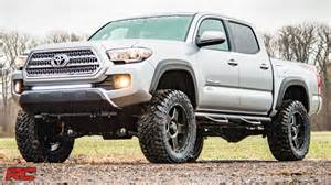 Toyota Tacoma 4 Inch Lift Kit 2016 2017 Toyota Tacoma 4 Inch Suspension Lift Kit By