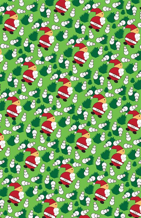 illustrator pattern paper wrapping paper pattern student project illustrator
