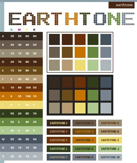 accent color meaning best 25 earthy color palette ideas on