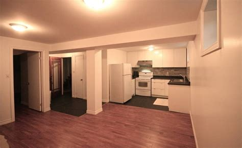 2 bedroom basement for rent in toronto 1 bedroom basement apartments for rent in toronto