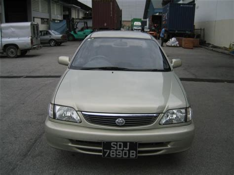 Spare Part Toyota Soluna used 2001 toyota soluna photos