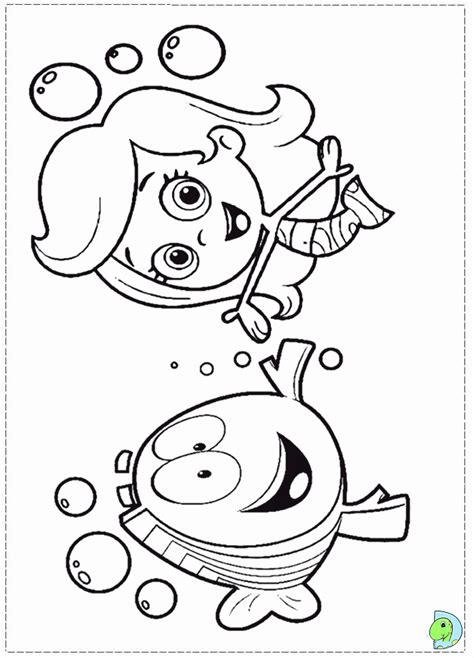 Bubble Guppies Pictures To Print Coloring Home Guppies Coloring Pages Printable Gianfreda