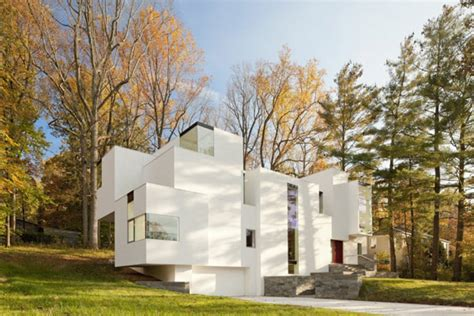 salt design house staggered quot salt quot house brings out the flavor of maryland architecture modern house