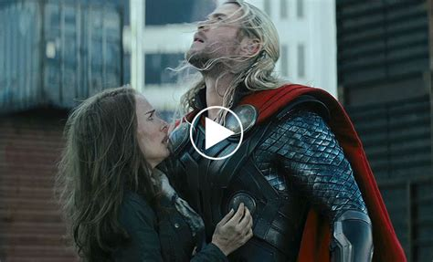 Film Thor Trailer | thor the dark world official trailer debuts