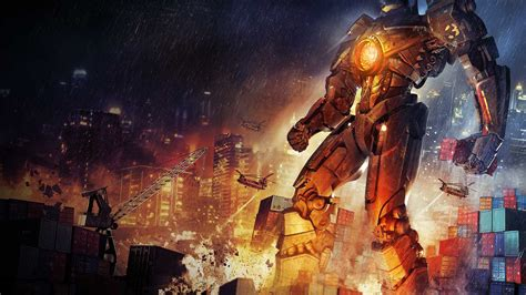gypsy danger  pacific rim wallpapers hd wallpapers