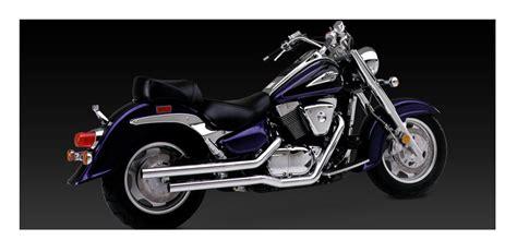 99 Suzuki Intruder 1500 Vance Hines Straightshots Original Exhaust Suzuki