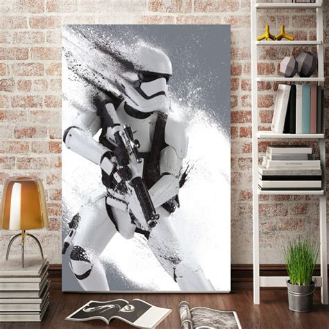 home decor wall posters morden wall stormtrooper wars poster home