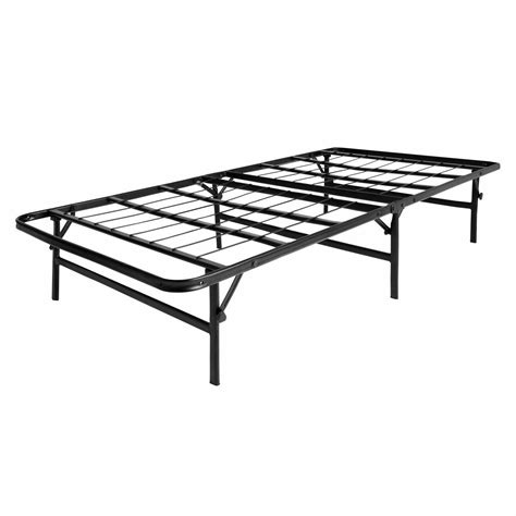 Sturdy Metal Bed Frame Bedframe Size Premium Lev R Lock Bed Frame With Rug Rollers With