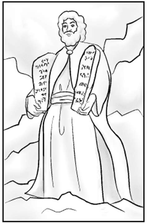 ten commandments coloring pages for toddlers ten commandments coloring page