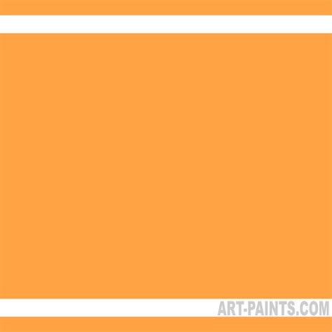 light orange color light orange super deluxe kit fabric textile paints k000