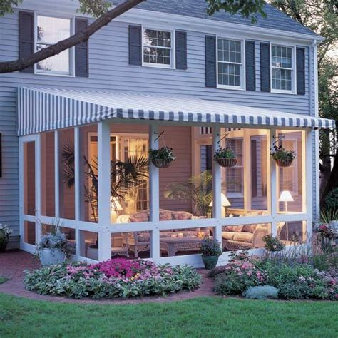 Porch Awnings Second by Best 25 Porch Awning Ideas On Rustic Porches