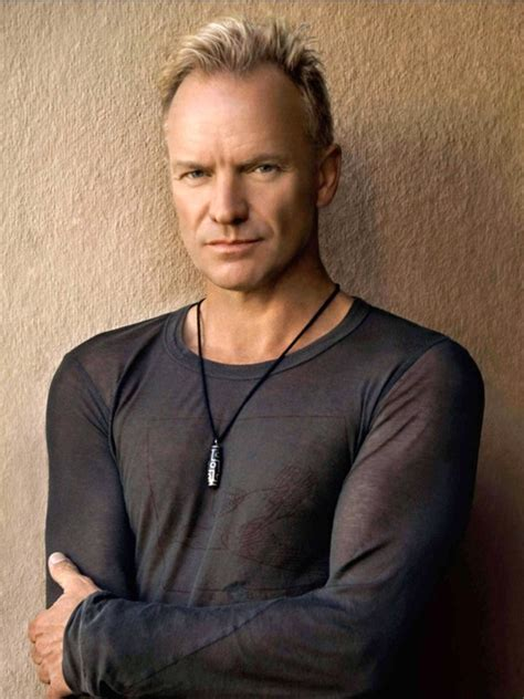 sting hairstyles music n more october birthdays