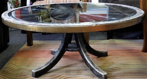 antique wagon wheel coffee table coffee table design ideas