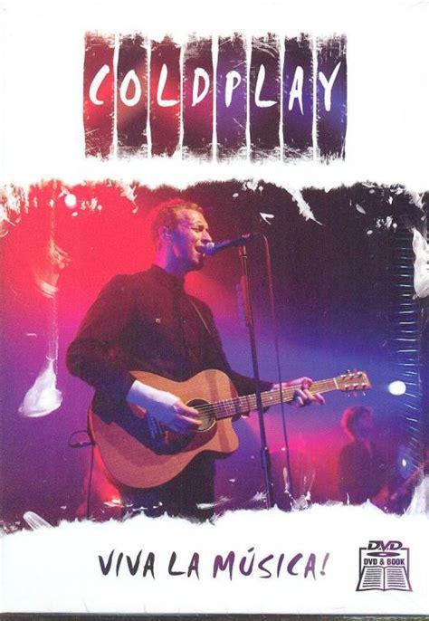 Coldplay Viva La Musica Dvd Book Dubman Home
