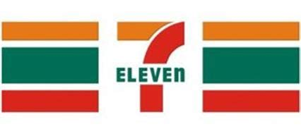 free logo 7 eleven 7 eleven trademark of 7 eleven inc serial number