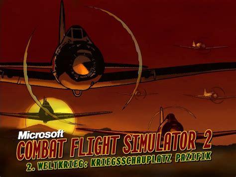 microsoft combat flight simulator 1 microsoft combat flight simulator 2 ww ii pacific theater
