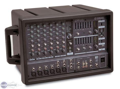 Mixer Yamaha Emx user reviews yamaha emx68s audiofanzine
