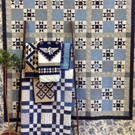 177 best images about quilts blue white on