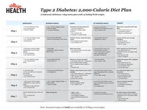 menu for diabetic health wellness nutrition fitness diet relationships more diet chart