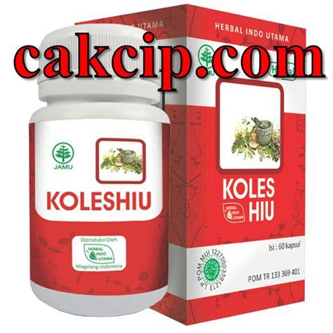 Jamu Penurun Kolestrol Grosir herbal kolesterol koleshiu surabaya agen grosir