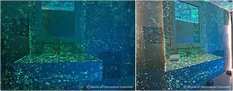 GLOW IN THE DARK CONCRETE   World of Decorative Concrete