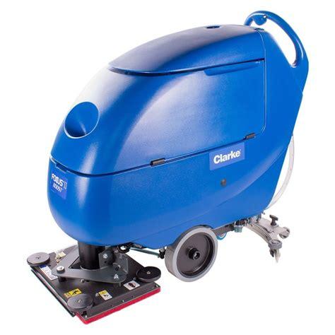 Clarke Floor Scrubber by Clarke 174 Focus 174 Ii Orbital 20 Inch Auto Scrubber