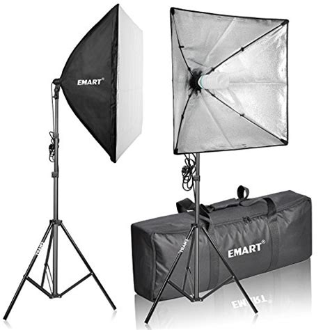 lighting kits for video production emart 900w professional photography inches softbox