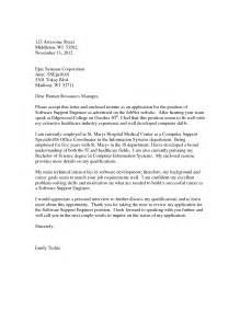 Cover Letter For Exles by Awesome Cover Letter Exle Best Letter Sle