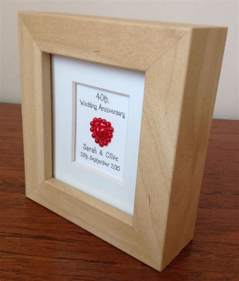Personalised Wedding Anniversary Gifts Uk   Gift Ftempo