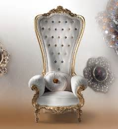 home 187 chair king and regal armchair throne by
