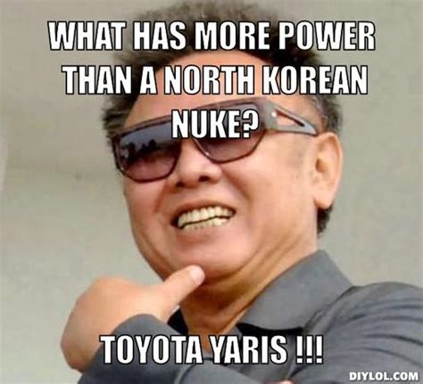 Meme Genertaor - um is it time to panic north korea getting at japan