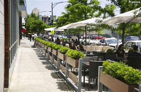 Barnes And Noble Chicago Five Wicker Park Restaurants With Outdoor Seating For Everyone