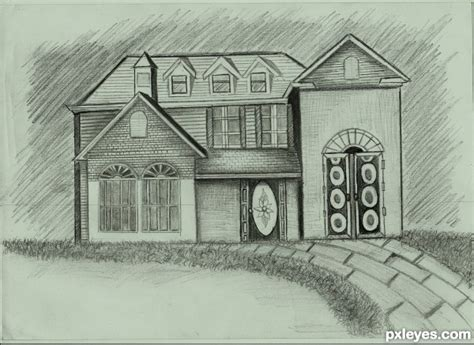 draw my house my home drawing contest 15081 pictures page 1 pxleyes com