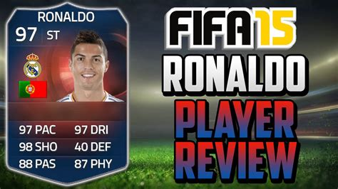 reset online record fifa 15 fifa 15 record breaker ronaldo review 97 w in game