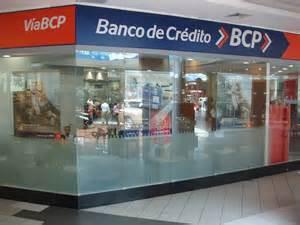 bcp banco gerente banco de cr 233 dito se 241 ala que plan de humala no